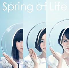 Perfume「Spring of Life」のジャケット画像