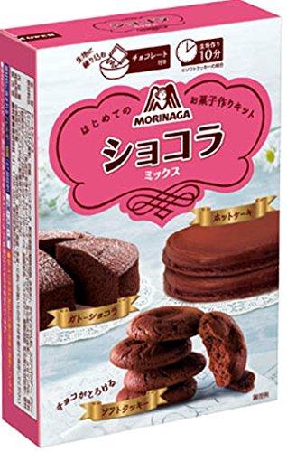 森永製菓 ショコラミックス 170g×3個