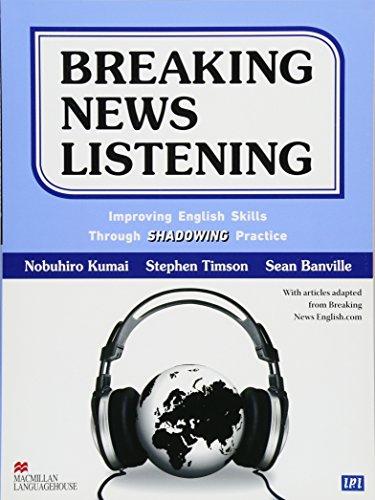 Breaking News Listening  Stude...