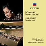 RACHMANINOV & KHACHATURIAN: PIANO CONCERTOS