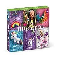 Craft-tastic I Love Unicorns Kit - Craft Kit Makes 6 Different Unicorn Themed Craft Projects [並行輸入品]