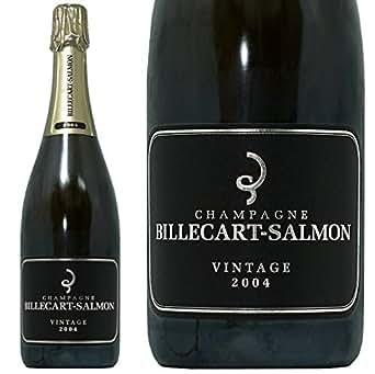 2004 エクストラ ブリュット ミレジム ビルカール サルモン シャンパン 辛口 白 750ml
