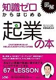 ソシム 中野 裕哲 図解 知識ゼロからはじめる起業の本の画像