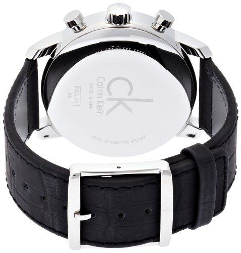 [カルバンクライン]ck Calvin Klein 腕時計 ck city chrono(シーケー シティ クロノ) K2G271C6 メンズ 【正規輸入品】