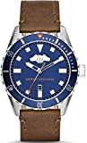 アルマーニエクスチェンジ Armani Exchange Leather Men's メンズ 男性用 Watch AX1706 時計 腕時計 [並行輸入品]