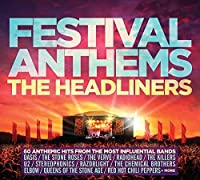 Festival Anthems: the Headline