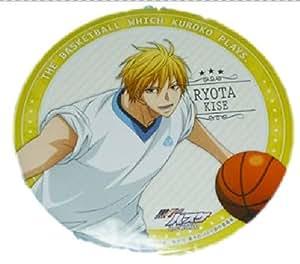 黒子のバスケ J-WORLD キセキのビンゴ 100mm 缶バッジ 黄瀬