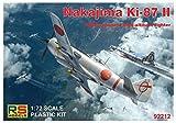 RSモデル 1/72 日本陸軍 中島 キ87-2 試作高高度戦闘機 プラモデル 92212