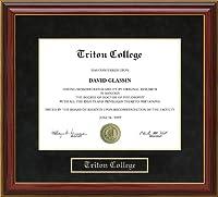 大学卒業証書Tritonフレーム il-triton-91-maho