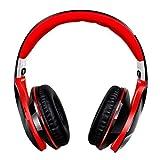 Best Ausdom Bluetoothヘッドセット - Ausdom ワイヤレスオーバーイヤーBluetoothヘッドフォン AH2S Hi-Fiステレオディープバスワイヤレスヘッドセット マイク付き 折りたたみ式 ソフトメモリーイヤーマフ iPhone/Android/PC/タブレット/TV用 Review