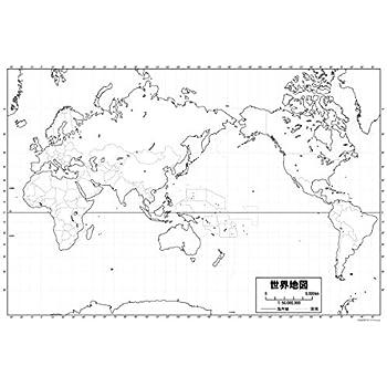 Amazon 世界地図 ポスター 英語 大きいサイズ オフィス