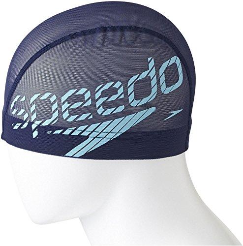 [해외]Speedo (스피드) 수영 모자 수영 모자 훈련 용 메쉬 캡 SD92C11 라이트 아드리아 틱 (LA) M/Speedo (Speed) Swim Cap Swimming Cap Mesh Cap for Training SD92C11 Light Adriatic (LA) M