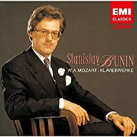 Mozart: Piano Album by Stanislav Bunin (2015-08-26)