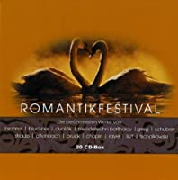 VARIOUS - * ROMANTIKFESTIVAL (20 CD)