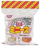日清 ミニーズ東 205g(5食パック)×6個