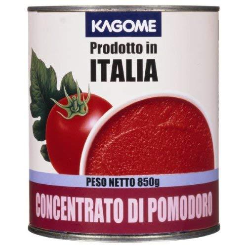 【業務用】カゴメ トマトペースト (イタリア) 850g【常温】