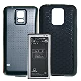 Sato Commerce GALAXY S5 SC13 SCL23UAA 互換バッテリー Lサイズ ( SC-04F / SCL23 / i9600 / G900 / G900F / G900I ) 3.8V 5600mAh + ..