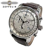 ツェッペリン ZEPPELIN 100周年記念 クオーツ メンズ クロノ 腕時計 7680-1 [並行輸入品]