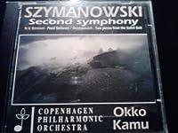 Szymanowski/Bentzon/Shostak