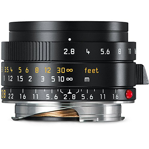 Leica elmarit-m 28?mm f / 2.8?Asphレンズ