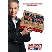 Real Time with Bill Maher - 映画ポスター - 11 x 17