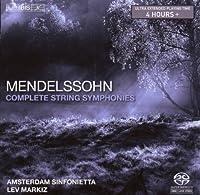 Mendelssohn: Complete String Symphonies [SACD]