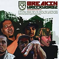 Vol. 1-Breakin Wreckwordz