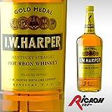 I.W.HARPER ゴールドメダル 40度 1000ml ウイスキー 12本