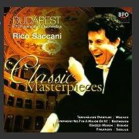 Classic Masterpieces - Wagner, Beethoven, Berlioz & Sibelius