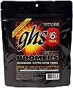 GHS Guitar Boomers 6 Pack Set エレキギター弦