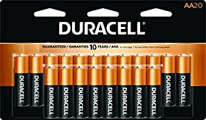 (デュラセル) Duracell Coppertop 単三形電池