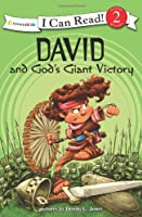 David and God's Giant Victory (Zonderkidz I Can Read)
