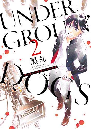 UNDERGROUN'DOGS 2 (ビッグコミックス)の詳細を見る