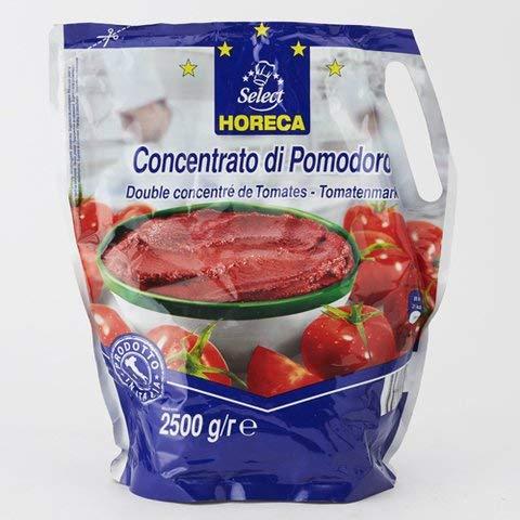 トマトペースト(パウチ) 2500g 10個
