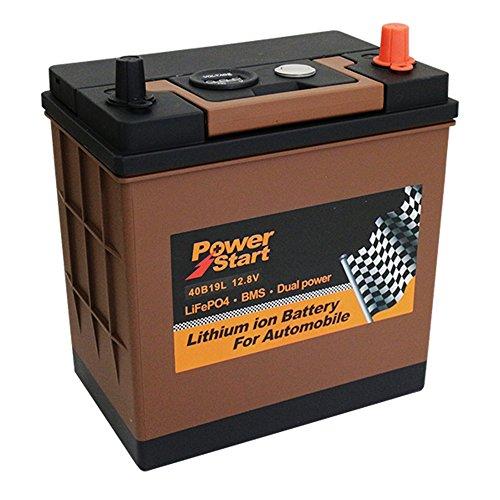 自動車用 リチウムイオン バッテリー 40B19L ( SB...