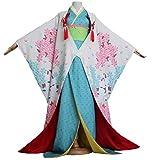 コスプレ衣装 Fate/Grand Order 風 間桐桜 和服 着物