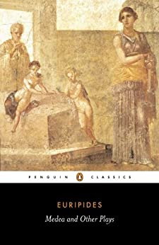 a comparison of medea and hippolytus by euripides