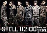 2PM 1st Mini Album - Still 2:00pm (韓国盤)