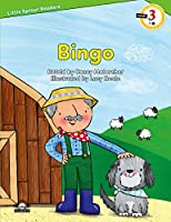e-future 英語教材 Little Sprout Readers Level 3-01 Bingo CD付
