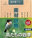 素材辞典 Vol.96 鳥たちの四季編