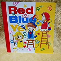 MAKOTO・MITEKI・SAYORI〈RED+BLUE+YELLOW〉ノート