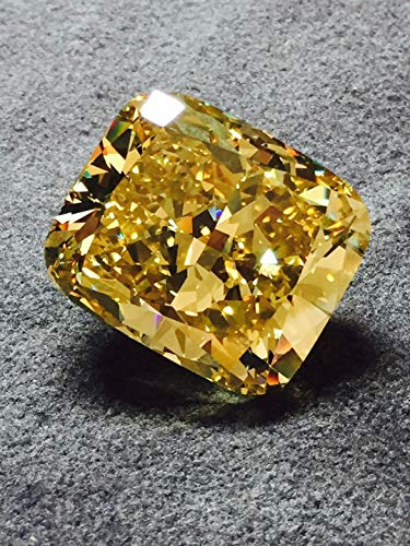 One&Only Jewellery 【GIA鑑定書付】78.37ct Fancy deep yellow VS2 very good very good ダイヤモンド ルース