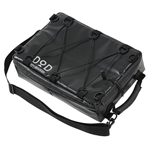 DOD(ディーオーディー) ライダーズクーラーバッグ 【ツーリング仕様】 クーラーバッグ CL1-523