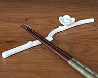 木の枝をモチーフにしたシンプルでおしゃれな箸置き essence(エッセンス)ブランチ bloom/梅(L)