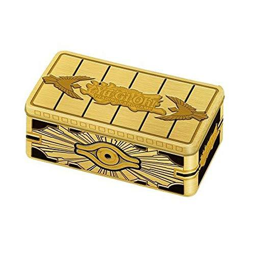 【 1個 】英語版 2019 Gold Sarcophagus Tin 2019 封印の黄金櫃 ティン