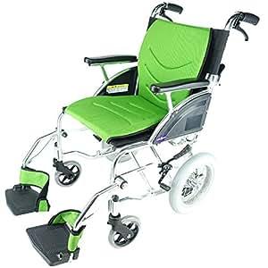 カドクラ kadokura 介助用車椅子リーフ ミントライムF101-G