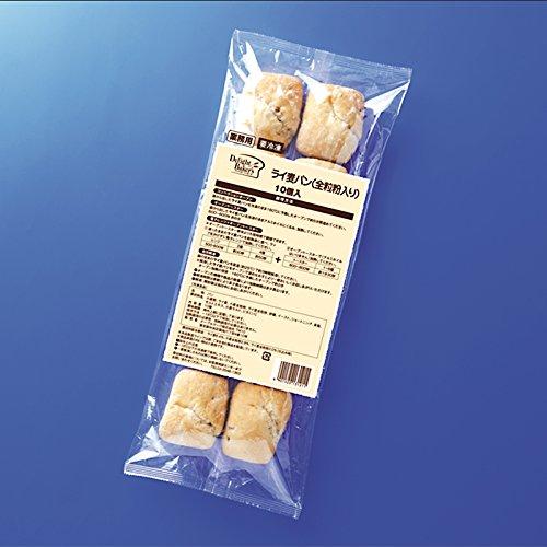 【冷凍】 業務用 テーブルマーク ライ麦パン 約28g×10個入り ライ麦 使用 冷凍 パン
