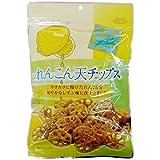 ダイコー レンコンチップス 瀬戸内レモン味 60g×10袋