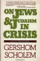 ON JEWS&JUDSM IN CRISI