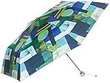 [ムーンバット]estaa×KESHIKI 晴雨兼用(UV遮蔽99%遮光99%以上)weekend city 折りたたみ傘  ウィメンズ